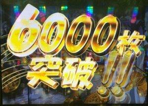 プレミアムビンゴ6000枚